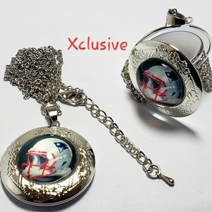 Jewelry - New England Patriots Tom Brady Locket Necklace New